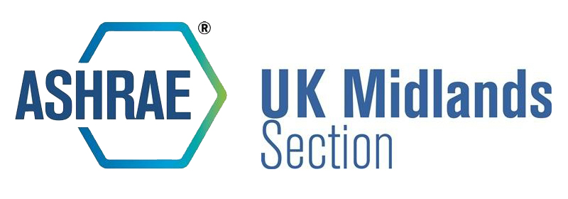 ASHRAE UK Midlands Logo